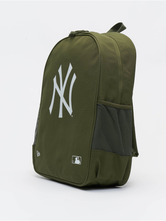 New Era Rucksack MLB New York Yankees Essential olive