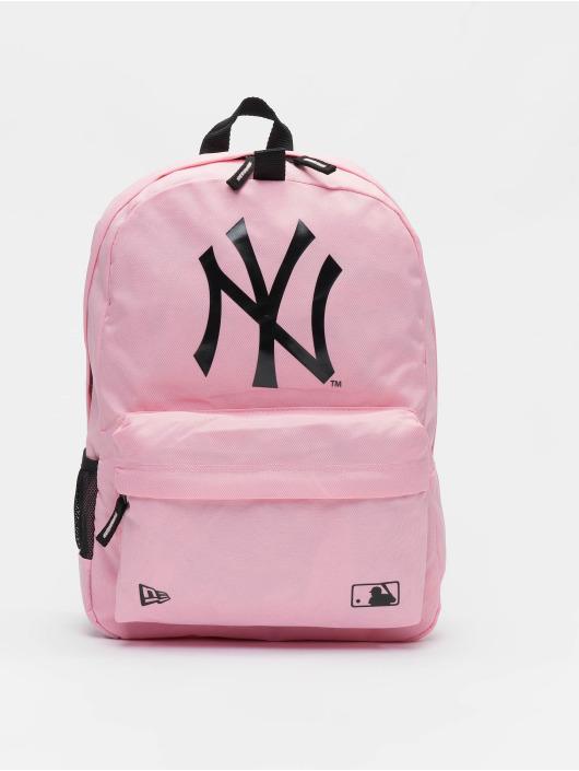 New Era Rucksack MLB New York Yankees Stadium rosa