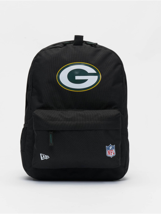 New Era Rucksack NFL Green Bay Packers Stadium schwarz