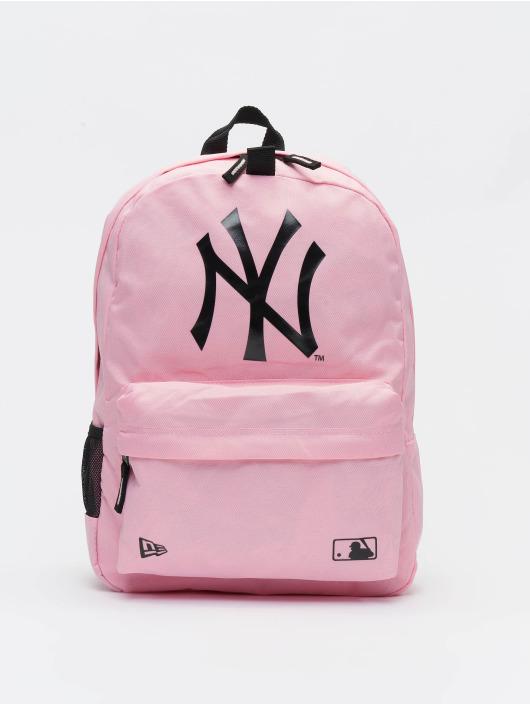 New Era Ryggsekker MLB New York Yankees Stadium rosa