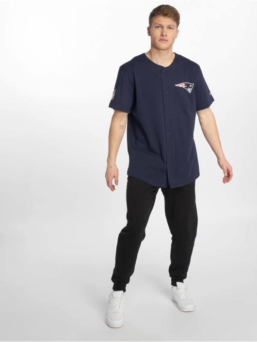 New Era Shirt Nfl Non Replica Established New England Patriots blue