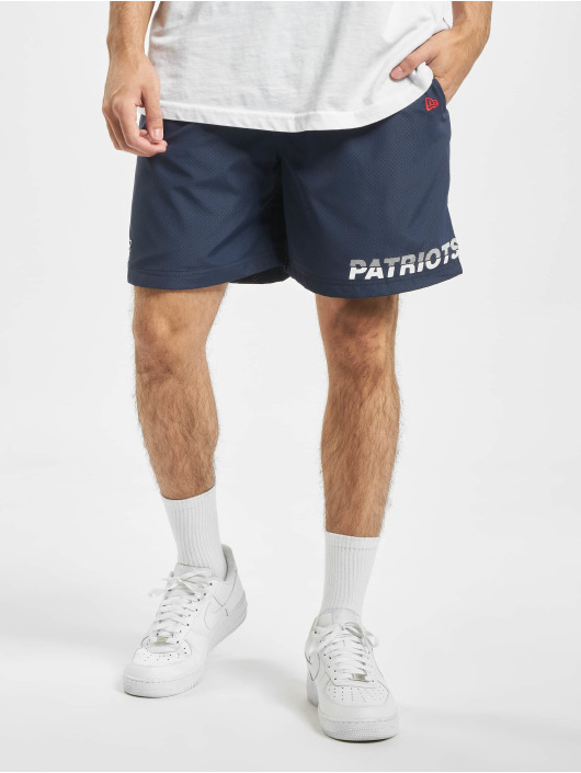 New Era Shorts NFL New England Patriots Team Logo And Wordmark blau