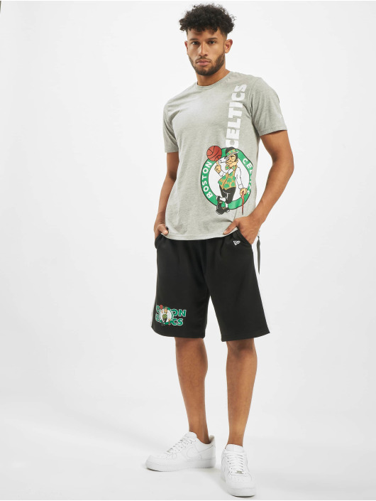 New Era Shorts NBA Boston Celtics Graphic Overlap svart