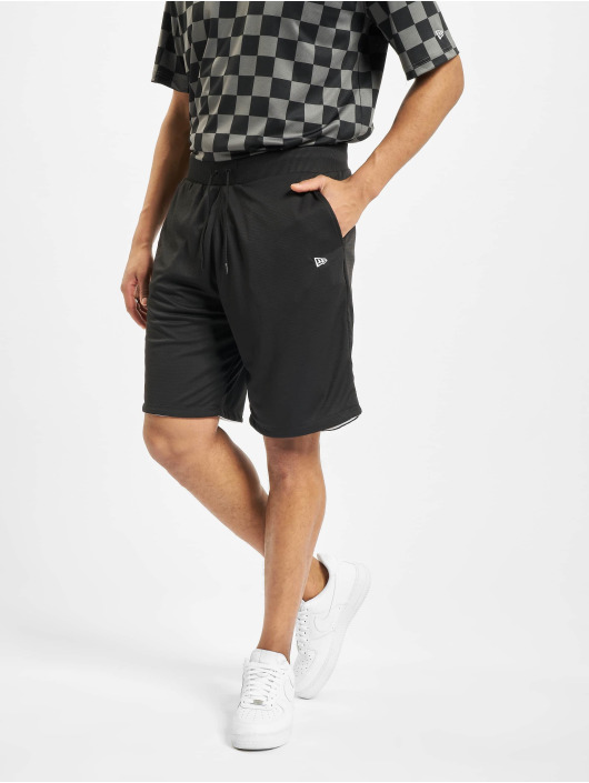 New Era Shorts Reversible svart