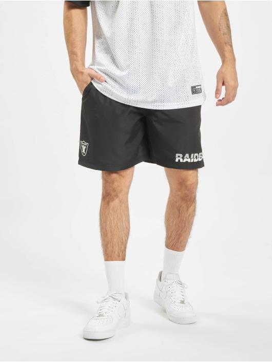 New Era shorts NFL Oakland Raiders Team Logo And Wordmark zwart