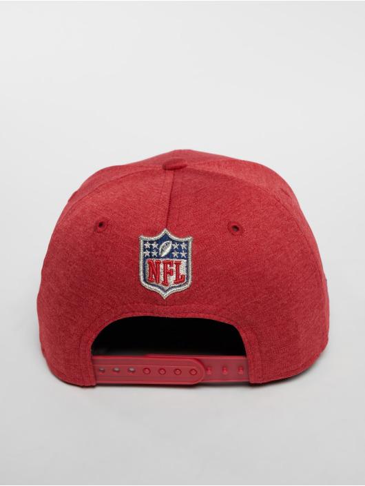 New Era Snapback NFL New York Giants 9 Fifty èervená