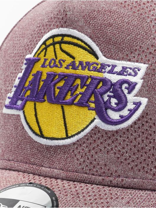 New Era Snapback NBA LA Lakers Engineered Plus Aframe èervená