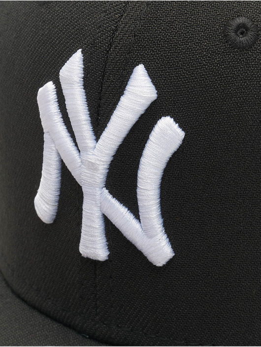 New Era Snapback MLB Stretch Snap NY Yankees 9fifty èierna