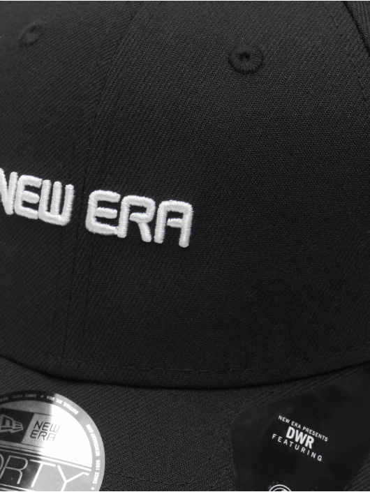 New Era Snapback Uni 9Forty èierna