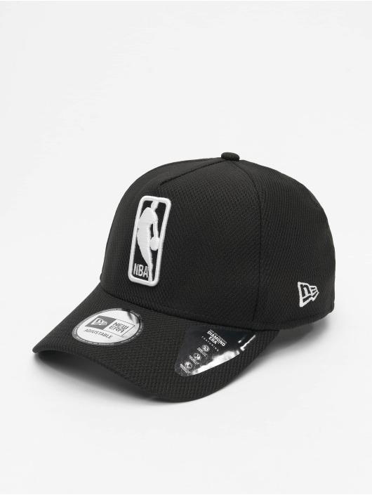 New Era Snapback NBA Logo Base èierna