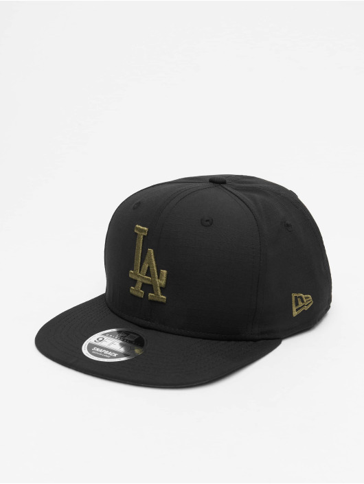 New Era Snapback MLB LA Dodgers Utility 9Fifty èierna
