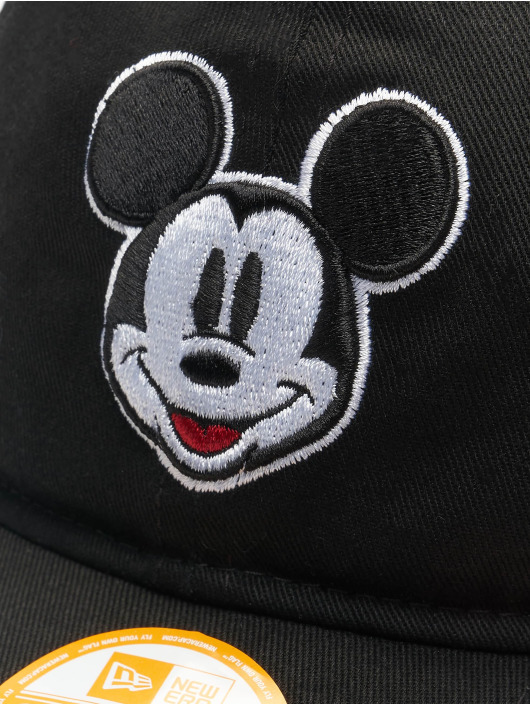 New Era Snapback Mickey Mouse Disney Black Base 9Forty èierna