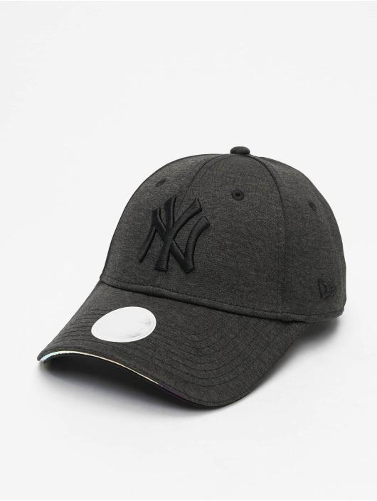 New Era Snapback MLB NY Yankees Iridescent 9Forty èierna