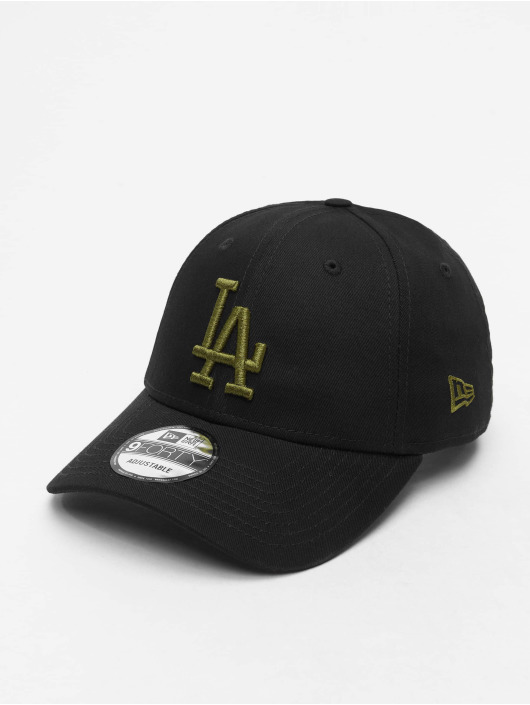 New Era Snapback MLB LA Dodgers Essential 9Forty èierna