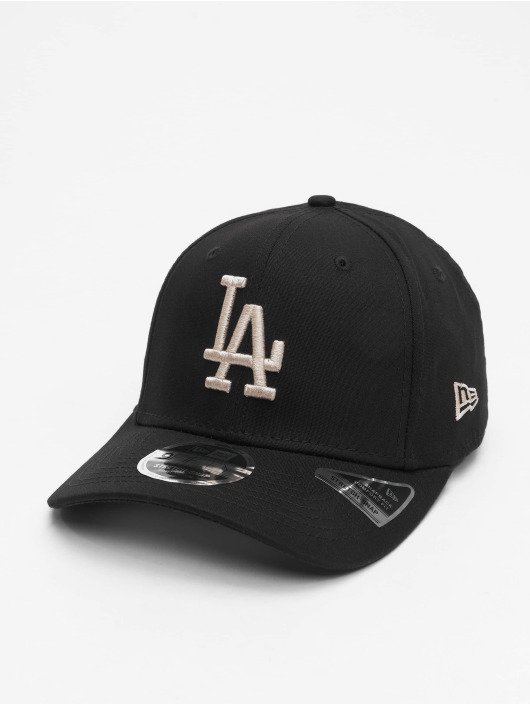 New Era Snapback MLB LA Dodgers League Essential 9Fifty èierna