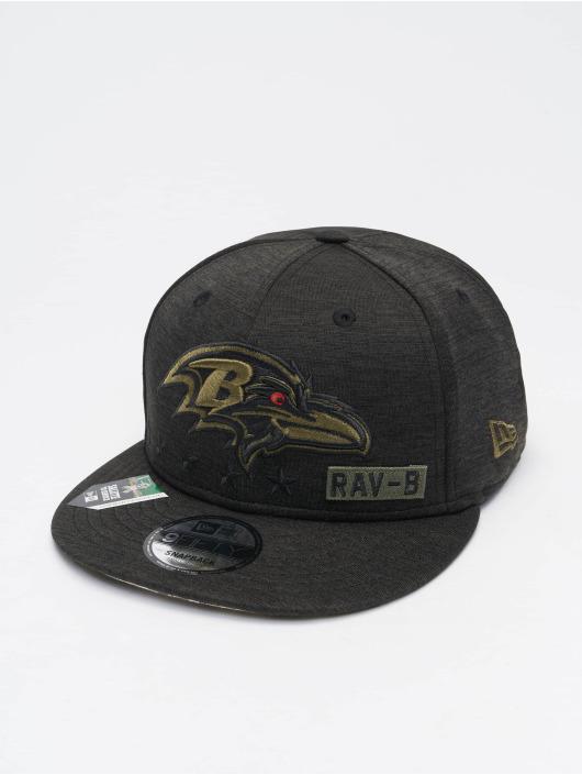 New Era Snapback NFL 20 STS EM 9Fifty Baltimore Ravens èierna