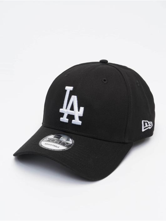 New Era Snapback MLB LA Dodgers League Eshortsleeve 9forty èierna