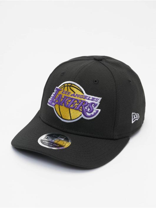 New Era Snapback NBA LA Lakers Stretch 9fifty èierna