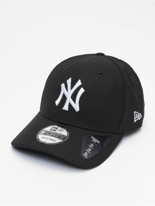 New Era Snapback MLB NY Yankees Diamond Era 9forty èierna