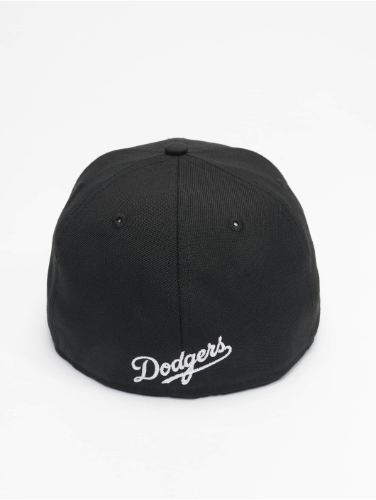 New Era Snapback Mlb Properties Los Angeles Dodgers 59fifty èierna