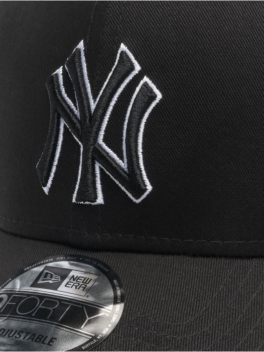 New Era Snapback Mlb Properties New York Yankees èierna