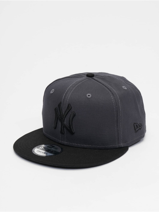 New Era Snapback MLB New York Yankees League Essential 9fifty šedá