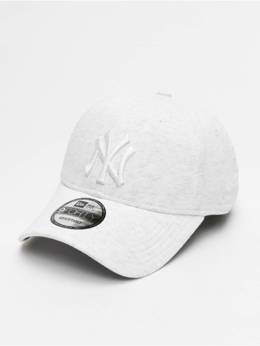 New Era Snapback MLB NY Yankees Jersey Pack 9Forty šedá
