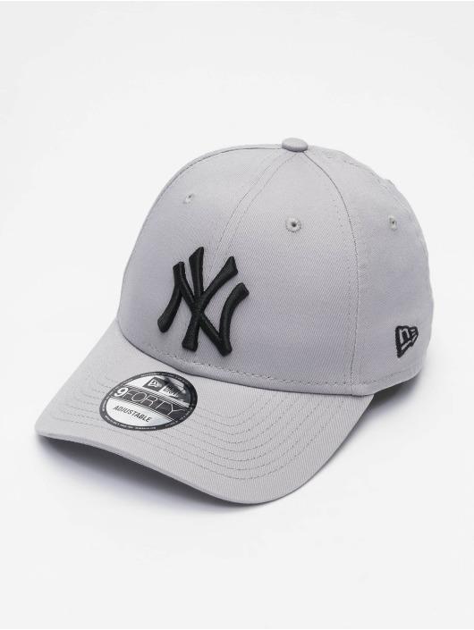 New Era Snapback Colour Ess New York šedá