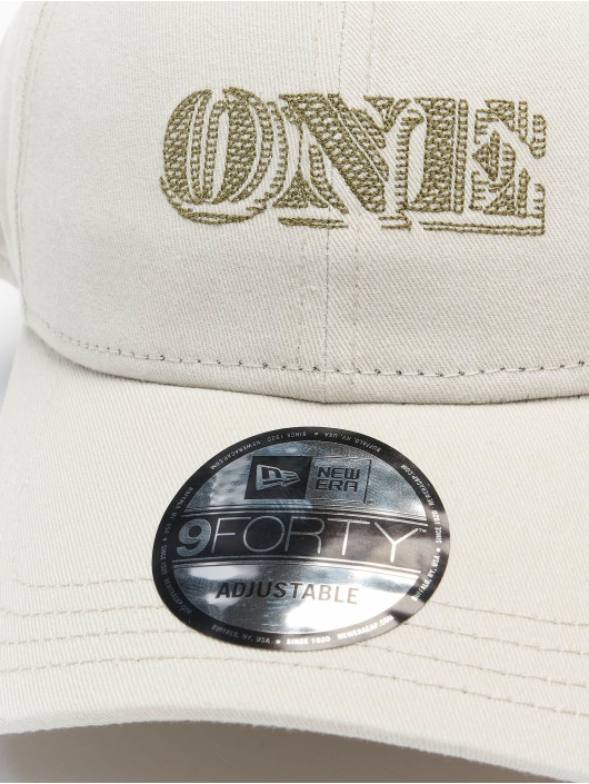 New Era Snapback Dollar Pack 9Forty béžová