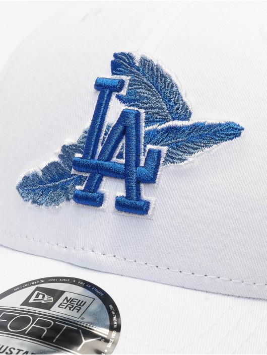 New Era Snapback MLB Los Angeles Dodgers Light Weight 9forty biela