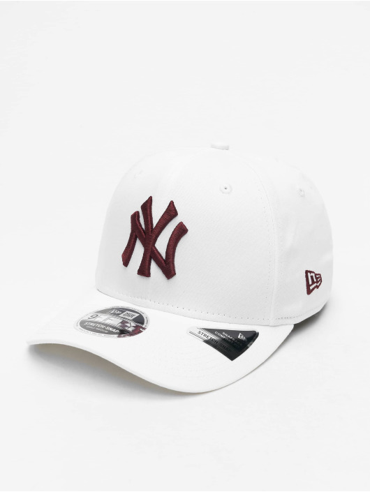New Era Snapback MLB NY Yankees League Essential 9Fifty biela