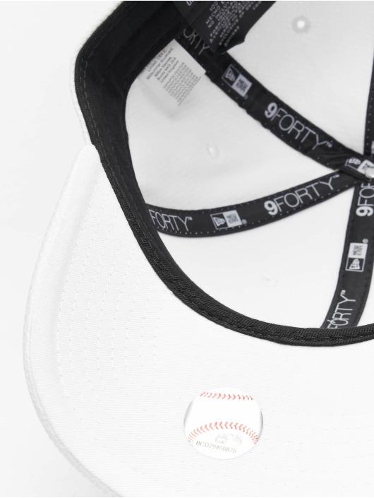 New Era Snapback MLB LA Dodgers Diamond Era Essential 9Forty biela