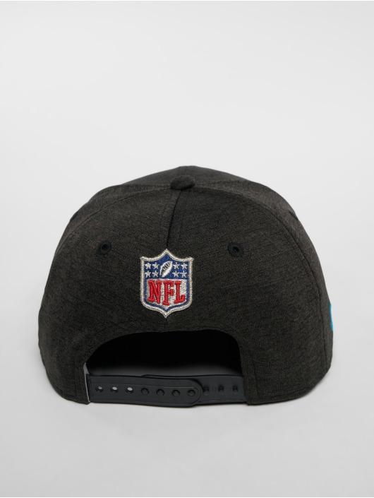 New Era Snapback Cap NFL Carolina Panthers 9 Fifty black