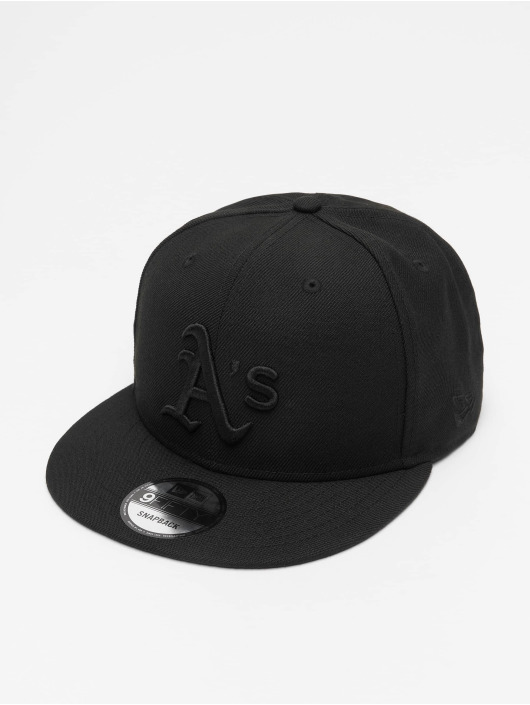 New Era Snapback Cap MLB Oakland Athletics 9Fifty black