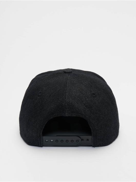 New Era Snapback Cap Disney Mickey Mouse Street Mickey Denim 9fifty black