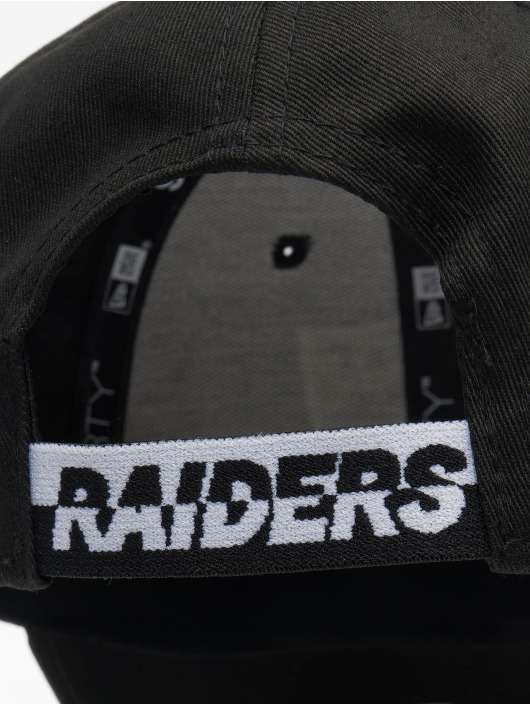 New Era Snapback Cap NFL Oakland Raiders 940 black