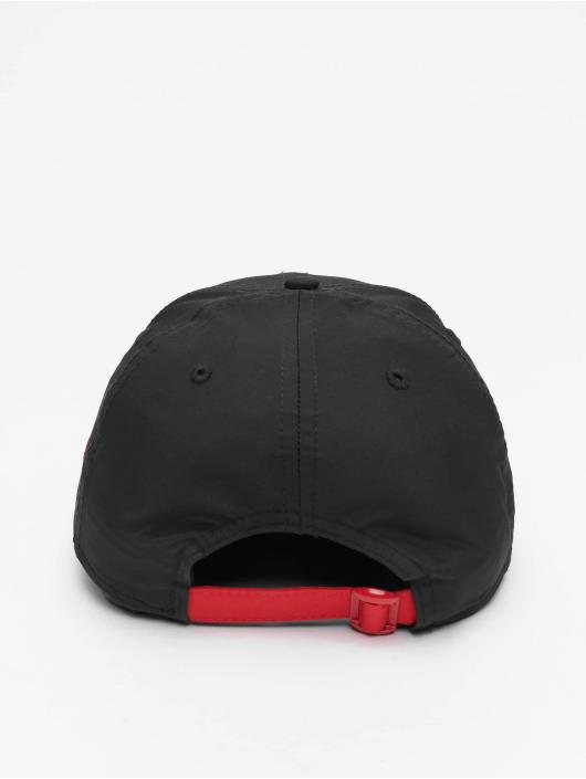 New Era Snapback Cap NBA Chicago Bulls Colour Pop 9Forty black