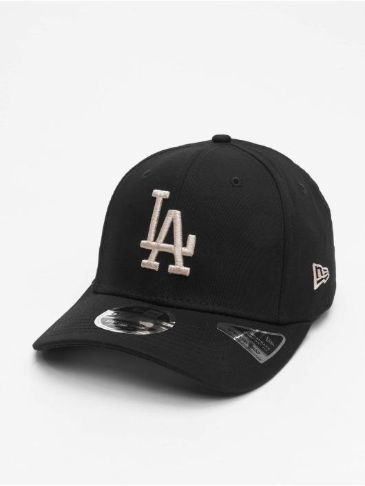 New Era Snapback Cap MLB LA Dodgers League Essential 9Fifty black