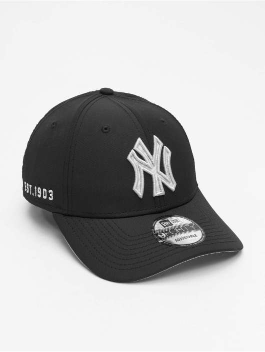 New Era Snapback Cap MLB NY Yankees 9Forty Hook black