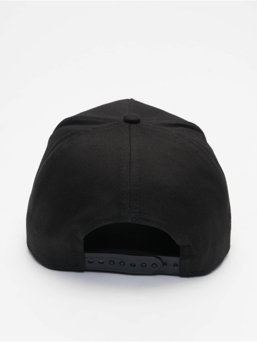 New Era Snapback Cap 9Forty A Frame Manchester United FC black