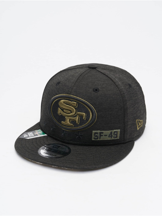 New Era Snapback Cap NFL 20 STS EM 9Fifty San Francisco 49ers black