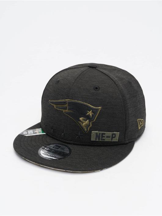 New Era Snapback Cap NFL 20 STS EM 9Fifty New England Patriots black