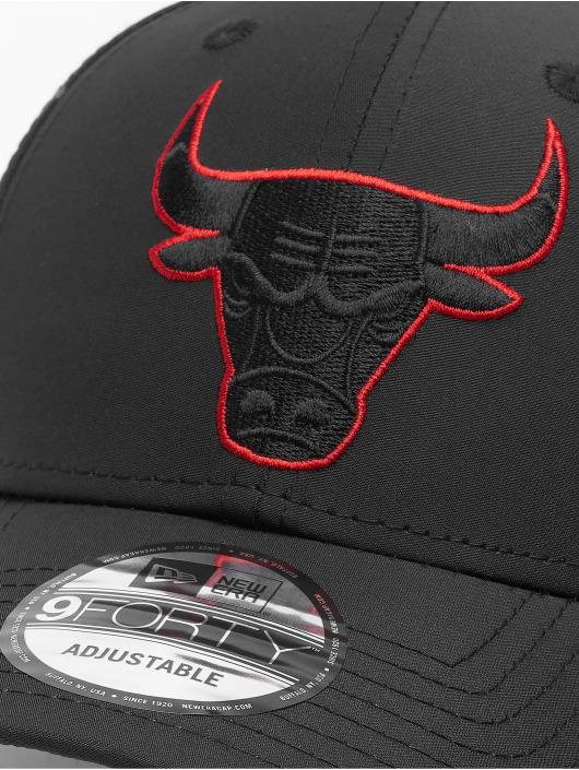 New Era Snapback Cap NBA Nylon 9forty black