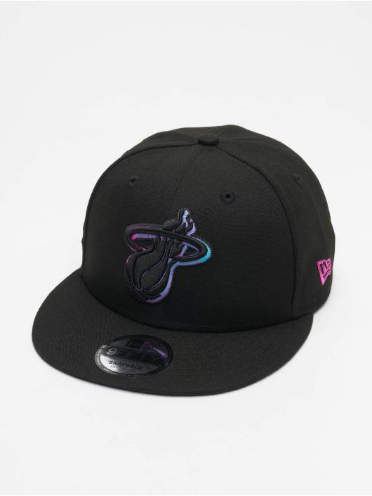 New Era Snapback Cap NBA20 Miami Heat City Alt EM 9Fifty black