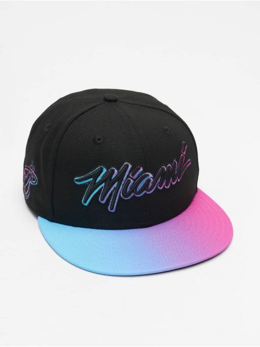 New Era Snapback Cap NBA20 Miami Heat City Off EM 9Fifty black