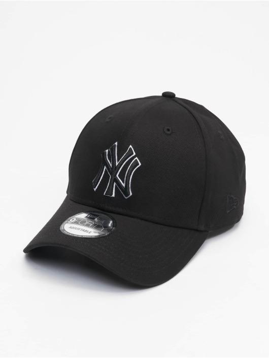 New Era Snapback Cap Mlb Properties New York Yankees black