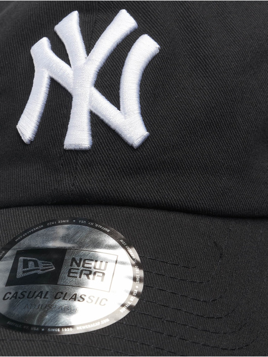 New Era Snapback Cap Mlb Properties New York Yankees Team Cc 9twenty black