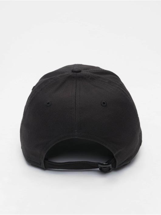 New Era Snapback Cap  black