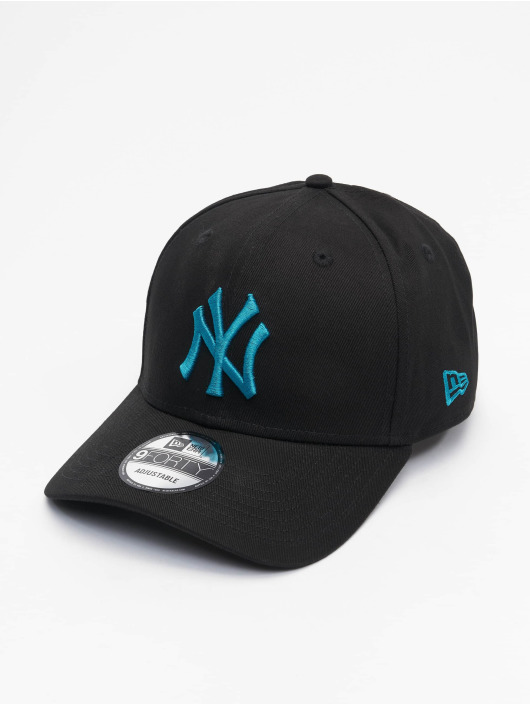New Era Snapback Cap MLB New York Yankees League Essential 9Forty black