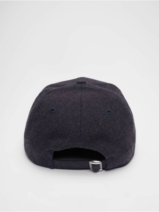 New Era Snapback Cap Heather 9 Fourty blau